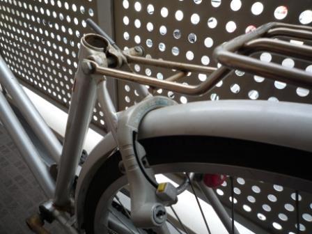 続けてます: 自転車の鍵をなく ...